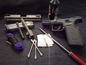 Vzdrževanje orožja